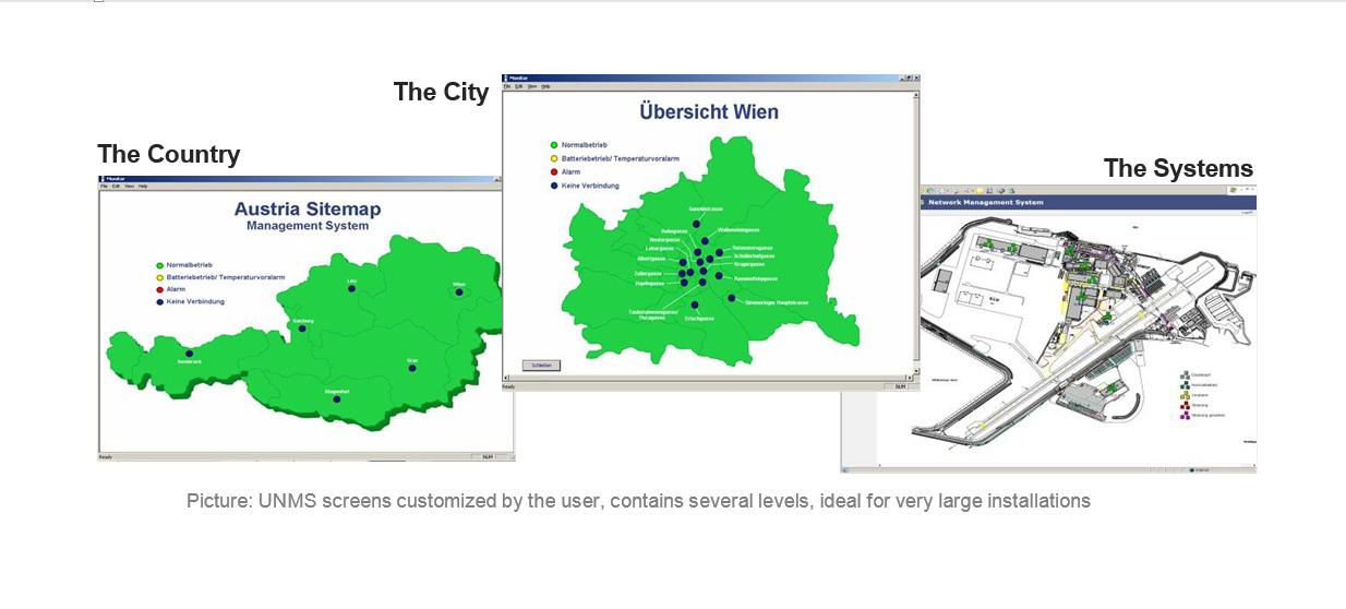 Generex UPS Network Management System South Africa | Compu-Power