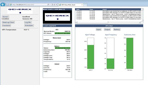 upsmon power management software